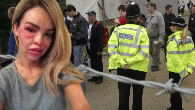 Katie Piper wurde 2008 bei einer Säureattacke entstellt.