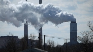 China produziert einen großen Teil seines Stroms mit Kohlekraftwerken. (Bild: AFP)