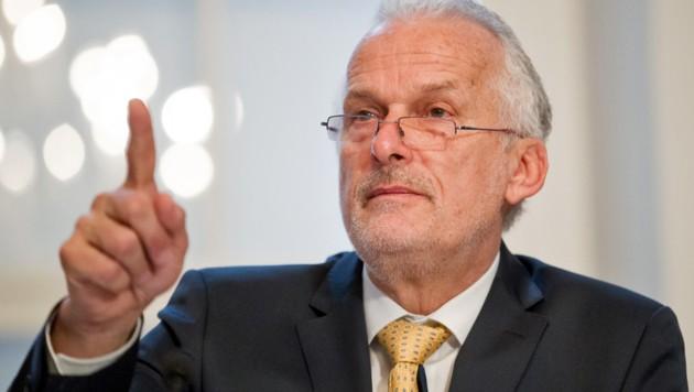Justizminister Josef Moser (Bild: APA/Georg Hochmuth)