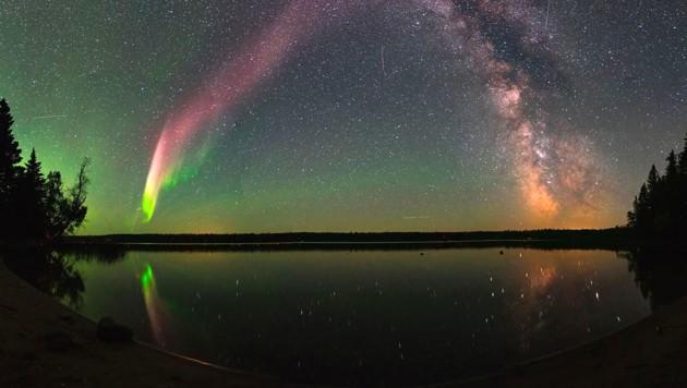 (Bild: NASA/GSFC/Krista Trinder)