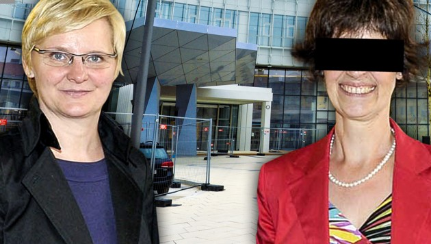 Stadträtin Sandra Frauenberger, Spitzenbeamtin Susanne L.