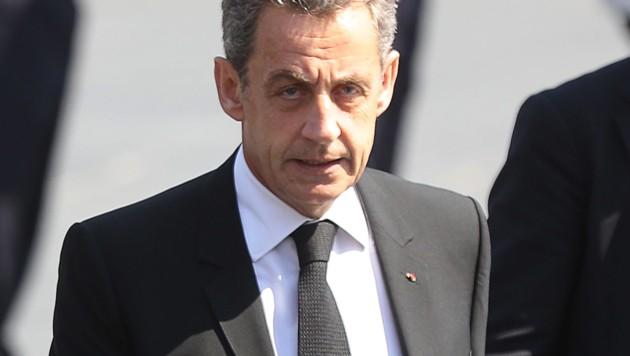 Nicolas Sarkozy (Bild: AFP)