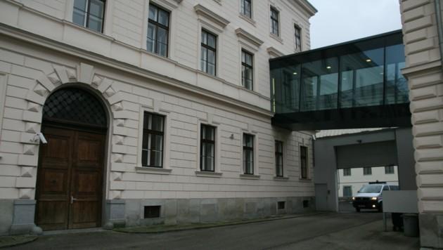 Landesgericht und Justizanstalt Ried im Innkreis (Bild: Christoph Gantner)