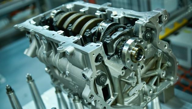 Jeder zweite BMW-Pkw hat einen Motor aus Steyr.