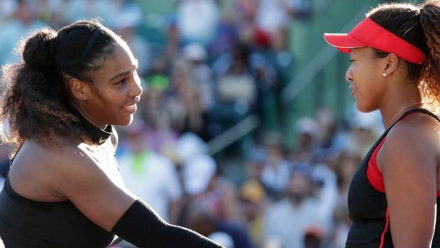 Naomi Osaka besiegt Serena Williams