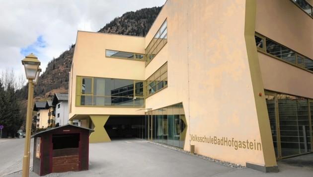 In der Volksschule in Bad Hofgastein bedrohte der Syrer seine Mitschüler. (Bild: Marktgemeinde Bad Hofgastein)