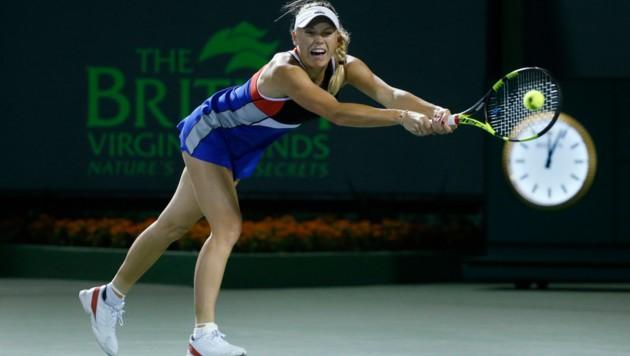 Caroline Wozniacki (Bild: AP)