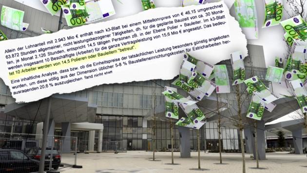 "(Bild: APA/HERBERT PFARRHOFER, thinkstockphotos.de, ""Krone"", krone.at-Grafik)"