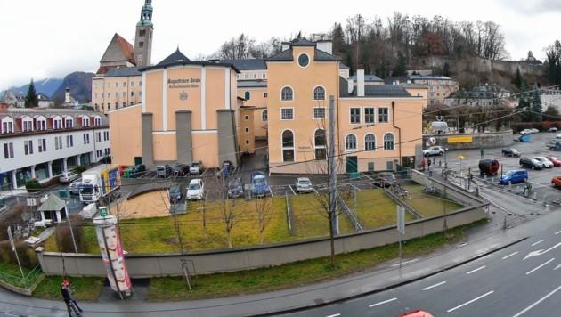 Salzburg, Augustiner Bräu
