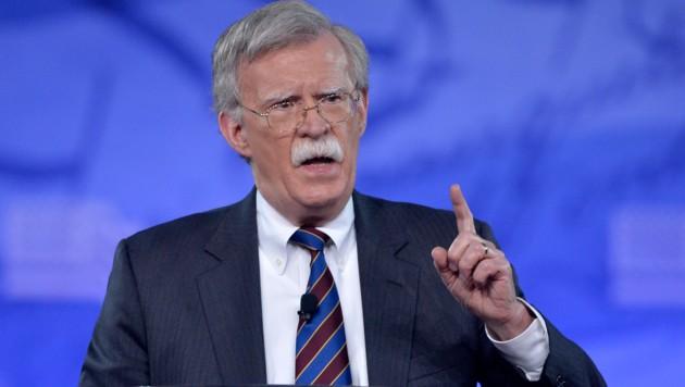 John Bolton (Bild: AFP)