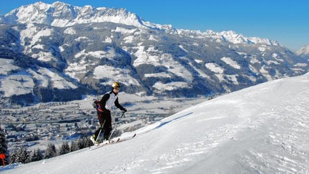 """Neue getrennte Routen im Skigebiet """"Snow Space"""""""
