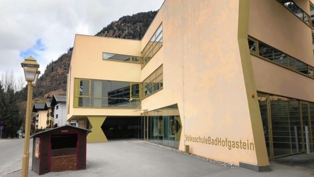 Die Volksschule in Bad Hofgastein.