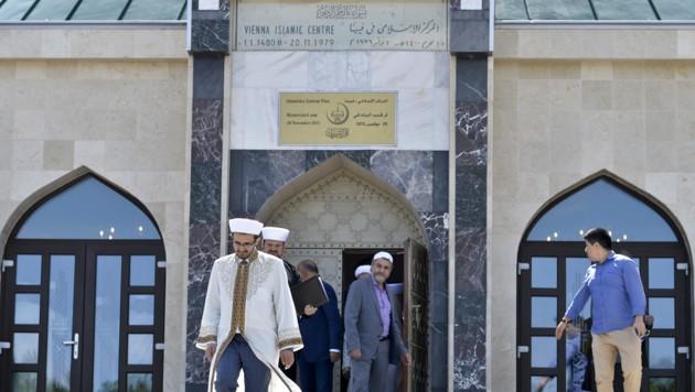 Islamisches Zentrum in Wien
