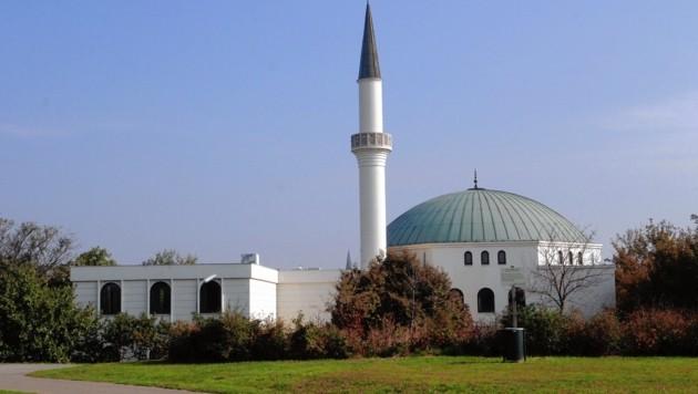 Die Wiener Moschee in Floridsdorf (Bild: Peter Tomschi)