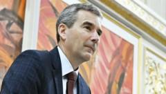 Ex-Finanzminister Hartwig Löger (ÖVP) (Bild: APA/Hans Punz)
