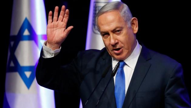"Israel: Netanyahu mit ""hohem Fieber"" im Spital"
