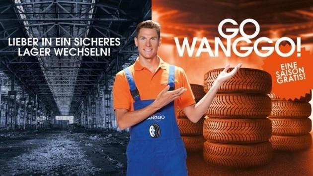 So wirbt Wanggo um Bruckmüller-Kunden.