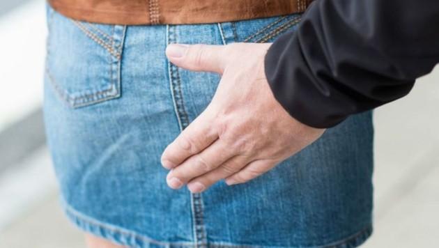 Opfer (26) auf offener Straße sexuell belästigt