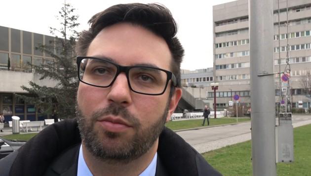 Anwalt Florian Steinwendtner