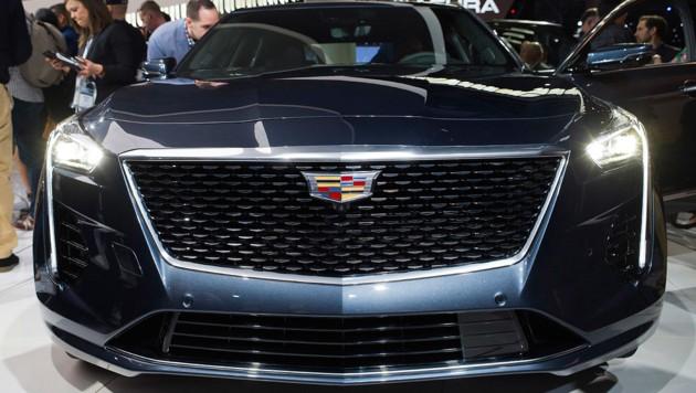 Cadillac CT-6 (Bild: ASSOCIATED PRESS)