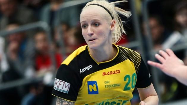 Yvonne Riesenhuber (Stockerau) (Bild: GEPA)