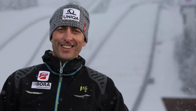 Mario Stecher, der Sportliche Leiter im ÖSV für Skispringen und Kombination (Bild: GEPA )
