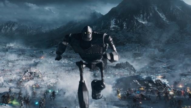 Der Gigant aus dem Weltall aus dem gleichnamigen Film. (Bild: Warner Bros. Entertainment Inc.)