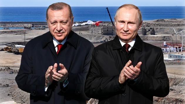 Türkei mit erstem Reaktor am Weg zur Atommacht