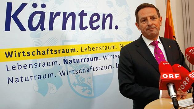 Christian Benger erklärte seinen Rücktritt. (Bild: Uta Rojsek-Wiedergut)