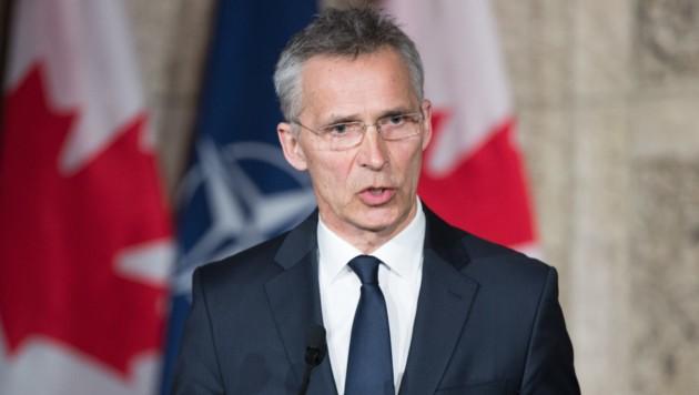 """NATO-Chef: """"Wir wollen keinen neuen Kalten Krieg"""""""