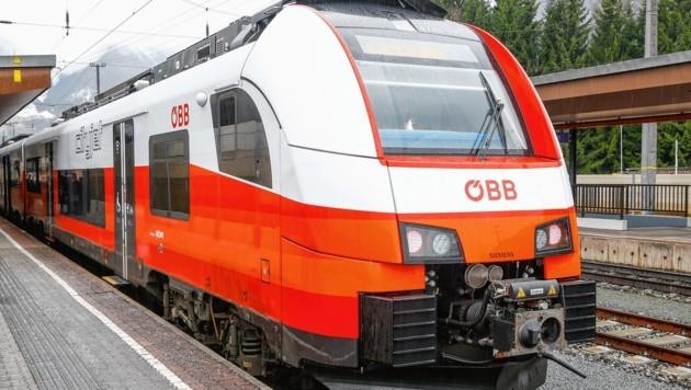 Bad Hofgastein per Bahn von Salzburg aus wieder erreichbar - Tauernstrecke weiter unterbrochen (Bild: GERHARD SCHIEL)