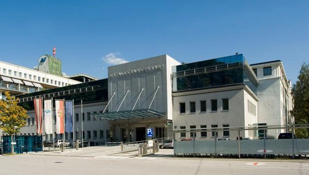 Ein neues Traumazentrum soll auf dem Gelände der SALK erreichtet werden. (Bild: UKH Salzburg)