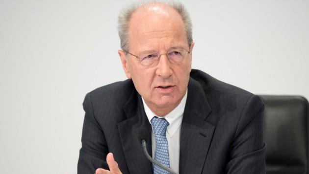 Aufsichtsratsboss Hans Dieter Pötsch (Bild: AFP )