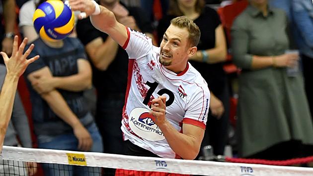 Alexander Berger (hier im Teamdress Österreichs) (Bild: GEPA)