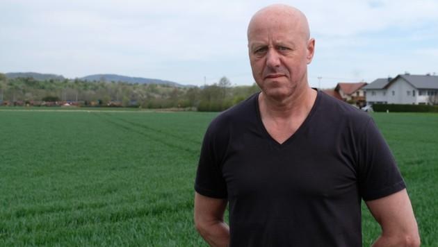 Raubopfer Heinz Stockinger (Bild: Horst Einöder)