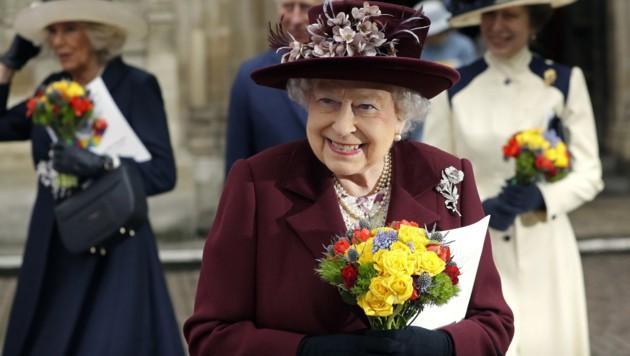Queen Elizabeth II. (Bild: AFP)