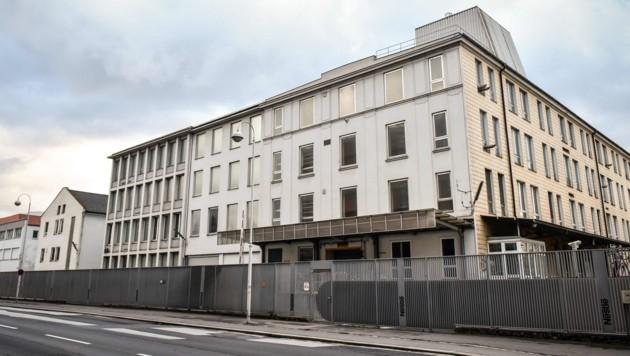 Im Dezember lief die Produktion im Nestlé-Werk in Linz aus, mit 1. April erhielt das Gelände einen neuen Besitzer. (Bild: Markus Wenzel)