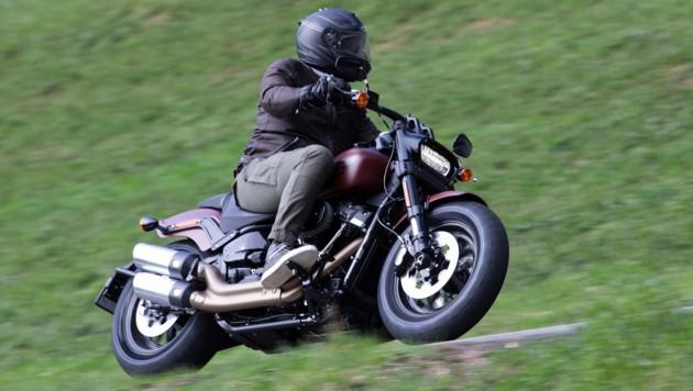 Harley-Davidson Fat Bob (Bild: Harley-Davidson)