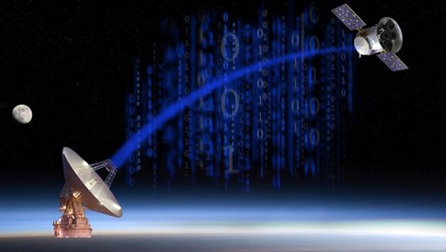 (Bild: NASA/Ames/Wendy Stenzel)