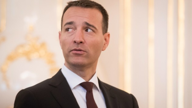 Der slowakische Politiker Tomas Drucker (Bild: AFP)