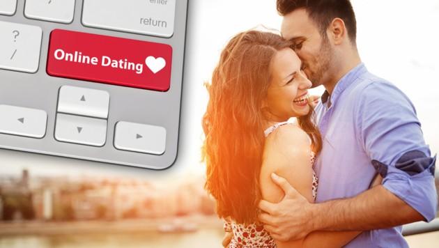 Statt Liebesglück gibt es oft nur Ärger für Partnersuchende (Bild: stock.adobe.com, krone.at-Grafik)