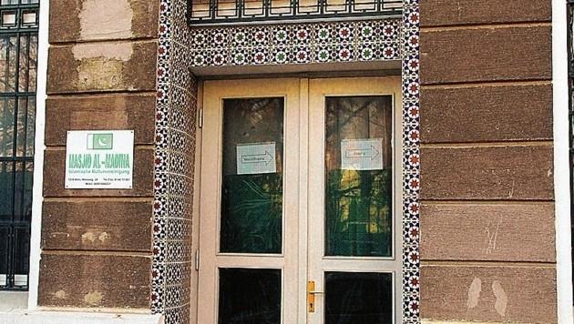 Die mittlerweile geschlossene Islam-Schule (Bild: Andi Schiel)