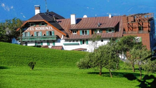Hotel Kobenzl in Salzburg (Bild: MARKUS TSCHEPP)