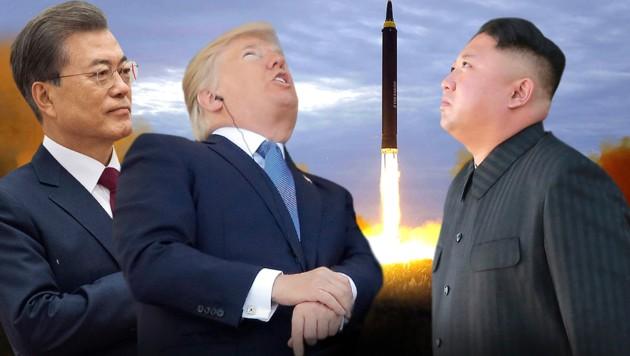 (Bild: APA/AFP, AP, AFP, krone.at-Grafik)
