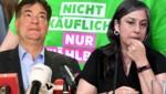 Werner Kogler, Maria Vassilakou (Bild: APA, krone.at-Grafik)