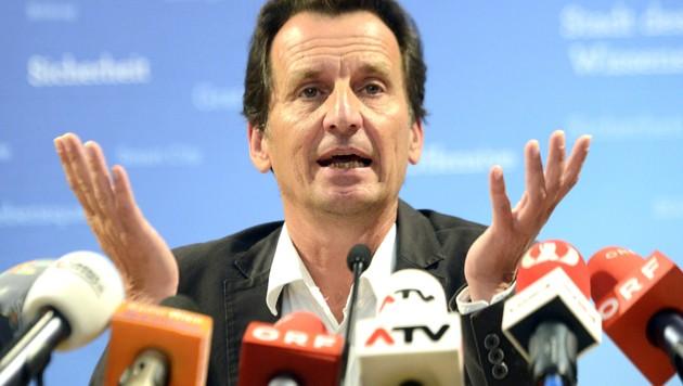 Christian Oxonitsch (Bild: APA/Helmut Fohringer)