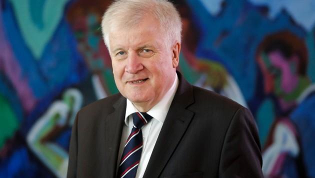 Der deutsche Innenminister Horst Seehofer (CSU) (Bild: Associated Press)