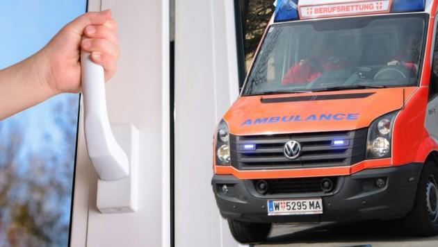 (Bild: stock.adobe.com, Berufsrettung Wien, krone.at-grafik)