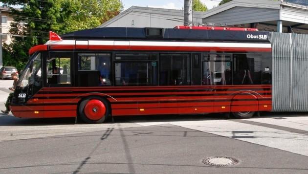 Der Bus war nach dem Crash noch fahrbereit. (Symbolbild) (Bild: MARKUS TSCHEPP)