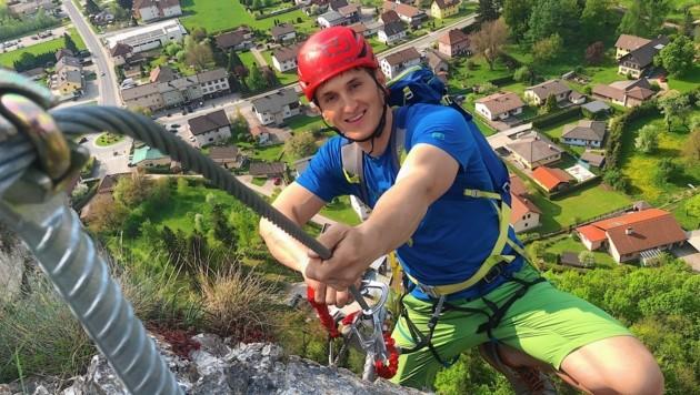 Klettersteig Griffen : Klettersteige walter mory klettersteig km bergwelten